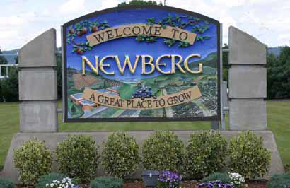 NewbergSign