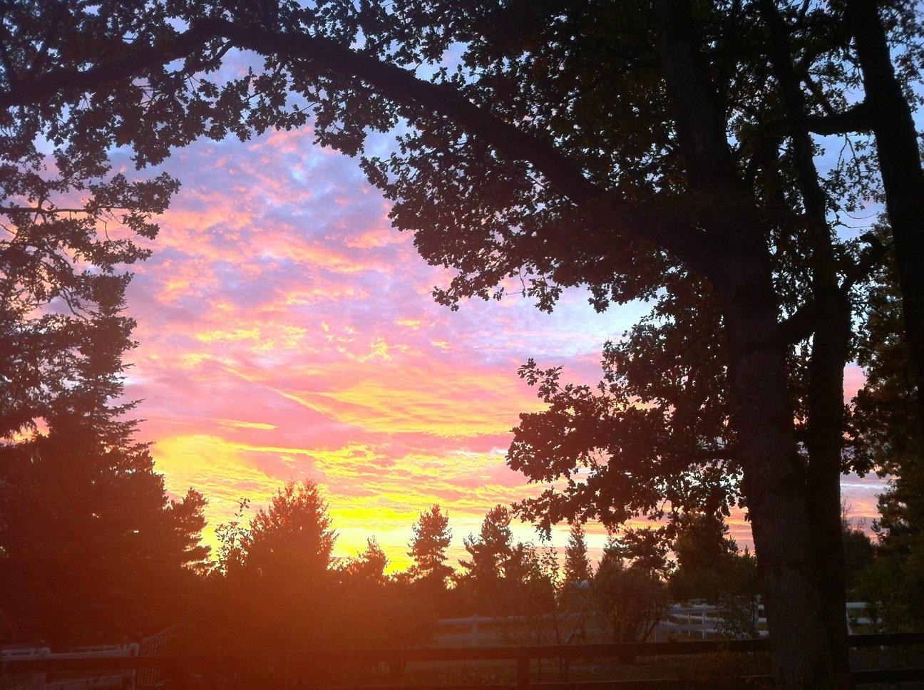 Oct Sunset01